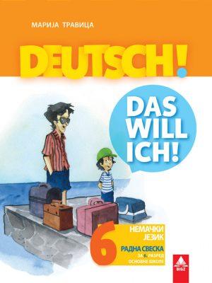 Nemački jezik 6 radna sveska