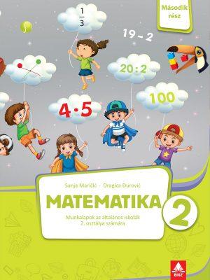 Matematika 2, radna sveska, 2. deo